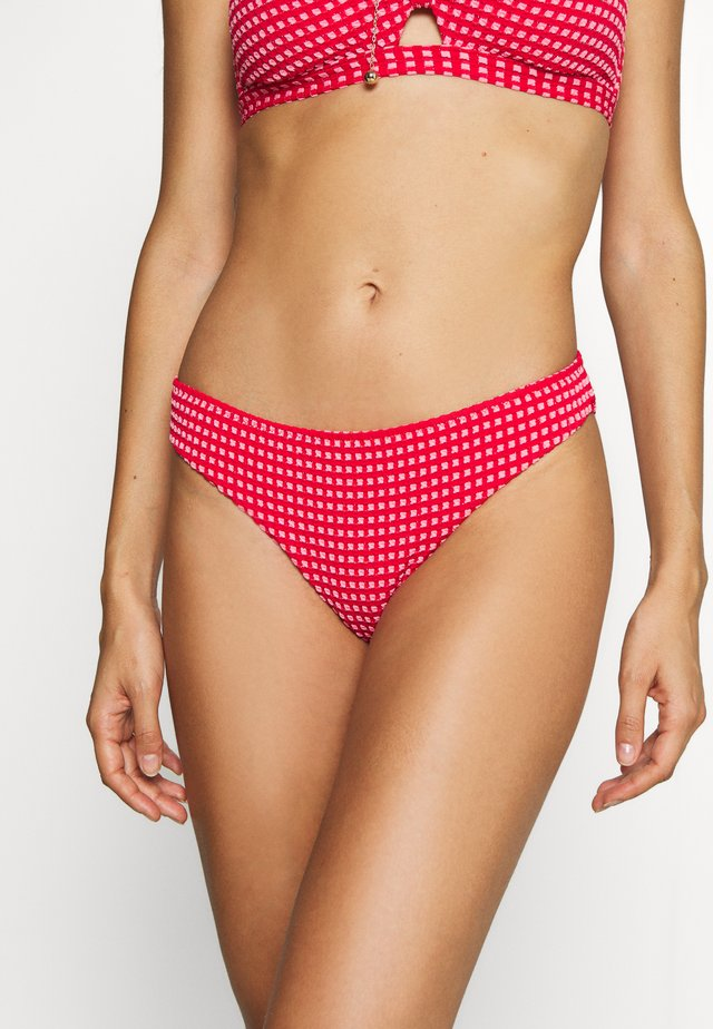 ROMANE - Dół od bikini - rose