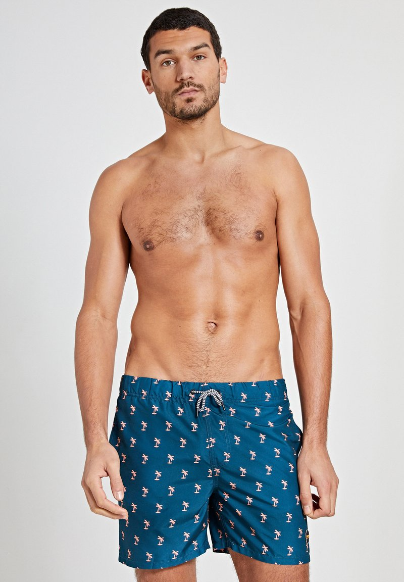 Shiwi - PALM - Shorts da mare - blue pond