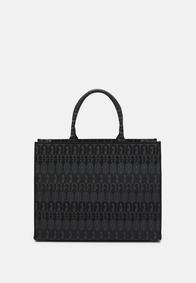 OPPORTUNITY L TOTE - Shopping bag - toni antracite