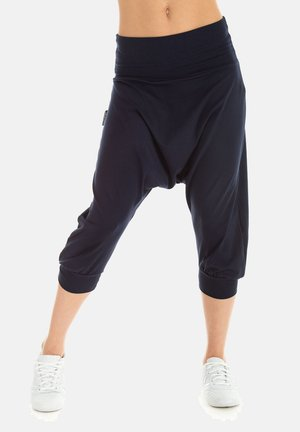 3/4-HAREM - Pantaloni sportivi - night blue