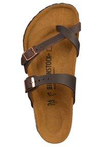 Birkenstock - Sandalias planas - brown - 1