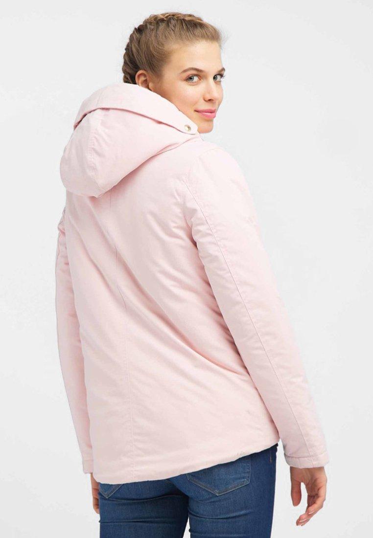 myMo Übergangsjacke light pink/rosa