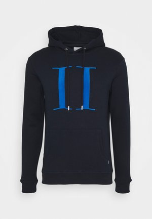ENCORE HOODIE - Hoodie - dark navy/parisian blue