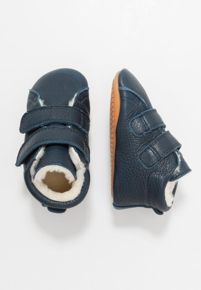 NATUREE WINTER MEDIUM FIT - First shoes - dark blue