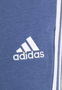 adidas Performance - Träningsbyxor - blue/white - 2