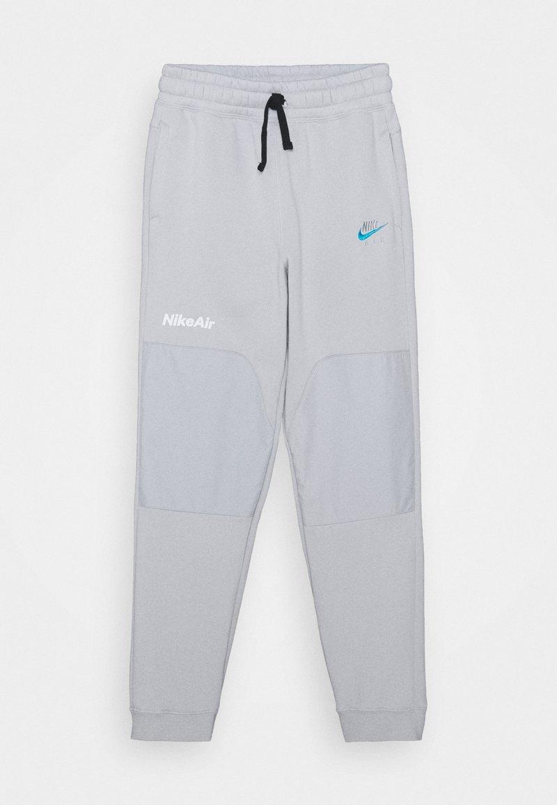 Nike Sportswear - AIR - Trainingsbroek - grey fog/laser blue
