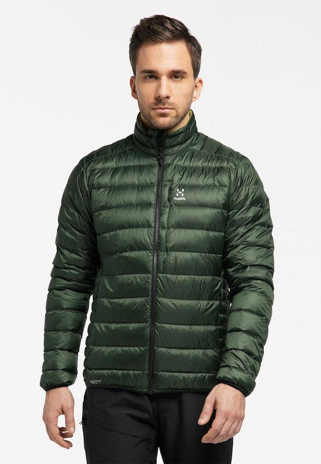ROC - Down jacket - fjell green