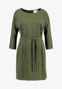 Another-Label - LYNCH DRESS - Shirt dress - rifle green - 3