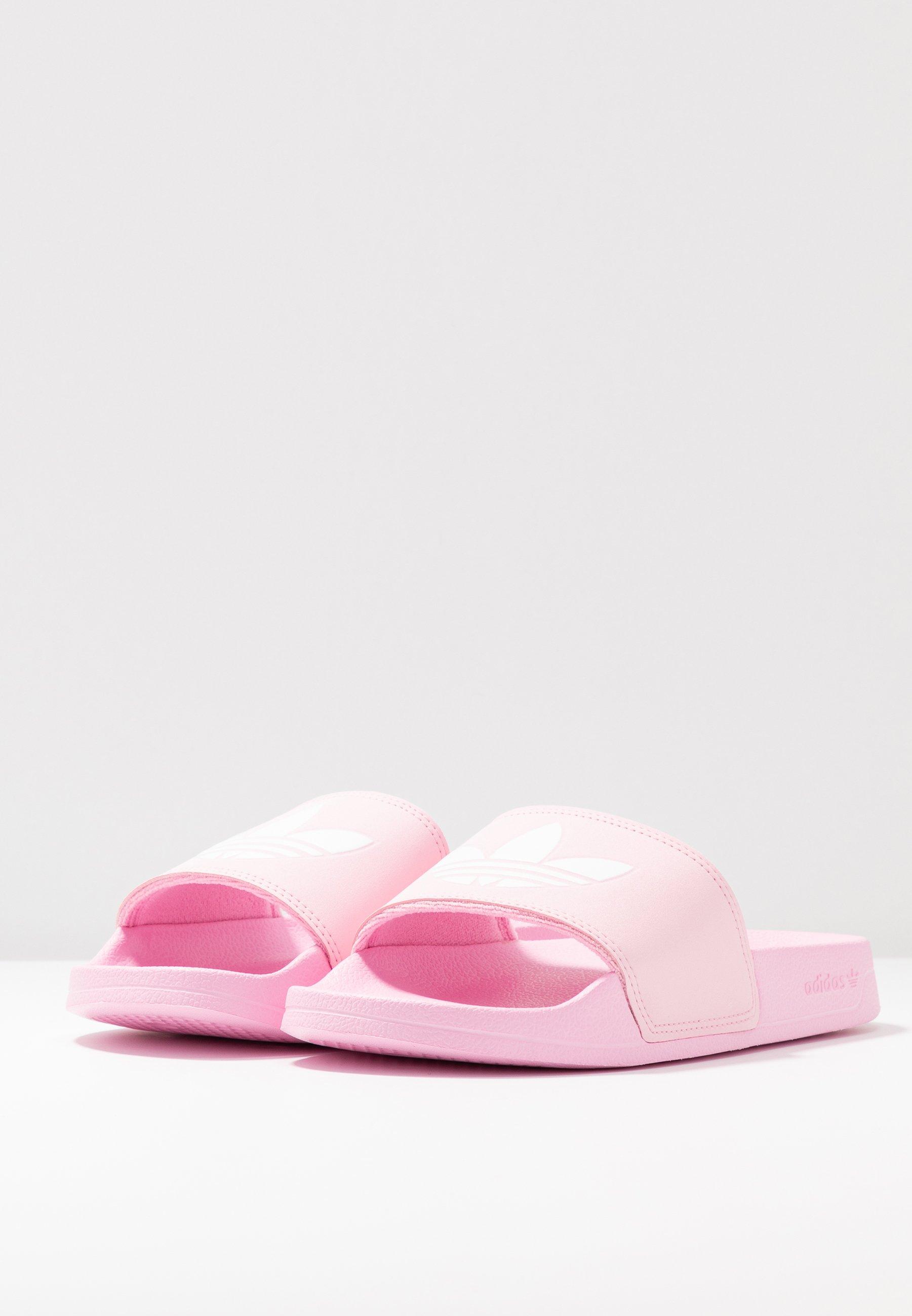 Adidas Originals Adilette Lite - Sandaler True Pink/footwear White