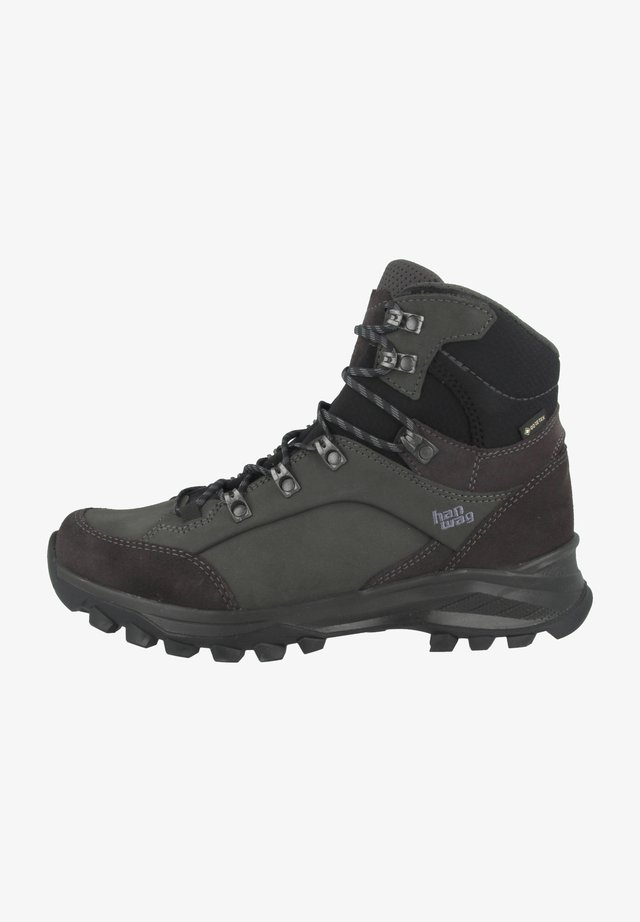 BANKS GTX - Hiking shoes - asphalt