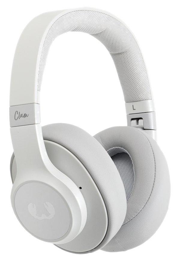 Fresh 'n Rebel CLAM ANC WIRELESS OVER EAR HEADPHONES - Słuchawki - ice grey Kolor jednolity Akcesoria OKIDJD1