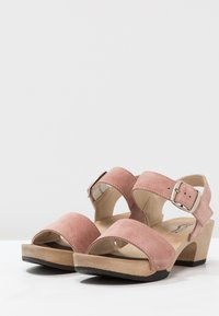 Softclox - KEA - Clogs - rose/kaleido - 3