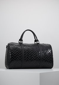 Valentino by Mario Valentino - NUTRIA EMBOSSED WEEKENDER - Sac week-end - nero - 3