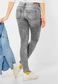 Street One - Slim fit jeans - grau - 2
