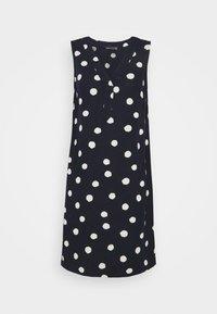 Marks & Spencer London - SPOT SHIFT - Kjole - dark blue - 0