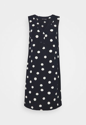 SPOT SHIFT - Day dress - dark blue