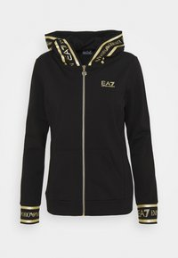 EA7 Emporio Armani - Mikina na zip - black - 5