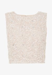Lace & Beads - PICASSO - Topper - nude - 3