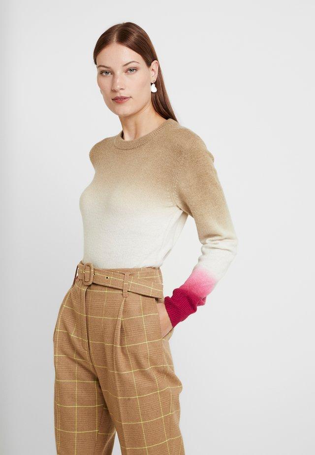 CAPPY - Sweter - beige