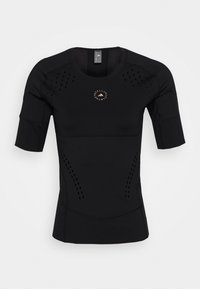 adidas by Stella McCartney - TRUEPUR TEE - Funkční triko - black - 3