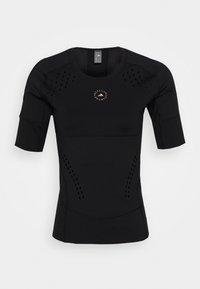 TRUEPUR TEE - Camiseta de deporte - black