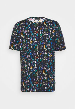 PAINTED MARKS - Print T-shirt - multi coloured