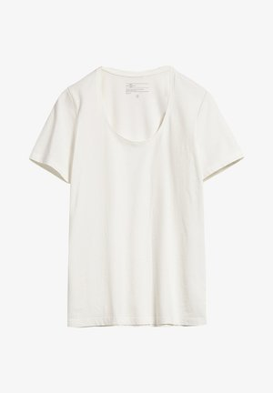 JAALINA RECYCLED - Basic T-shirt - white