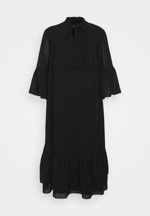AVIOR ROBIN DRESS - Day dress - black