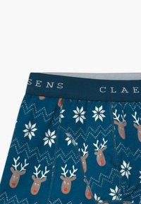 Claesen's - BOYS 2 PACK - Pants - royal blue/white - 4