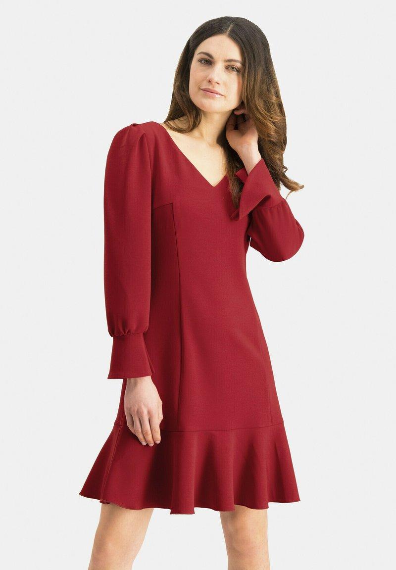 Nicowa - BELLANO - Day dress - rot