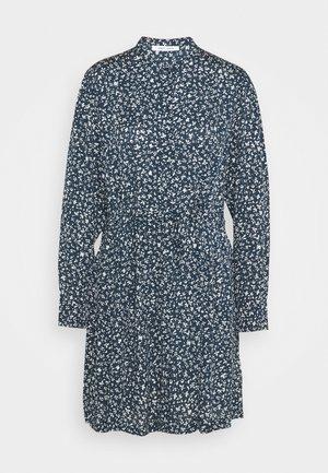 MONIQUE DRESS - Skjortekjole - blue