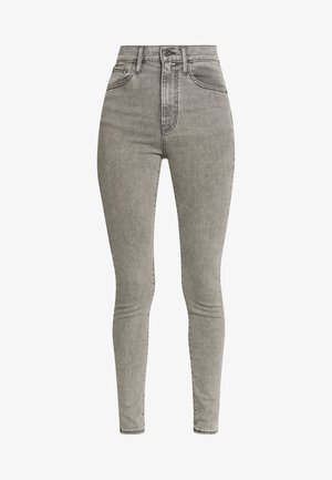 MILE HIGH SUPER SKINNY - Jeans Skinny Fit - grey denim
