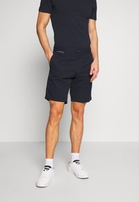 Tommy Hilfiger - BROOKLYN SHORT LIGHT TWILL - Shorts - blue - 0