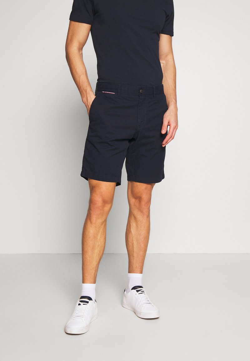 Tommy Hilfiger - BROOKLYN SHORT LIGHT TWILL - Shorts - blue