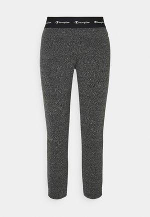 ELASTIC CUFF PANTS LEGACY - Tracksuit bottoms - mottled grey