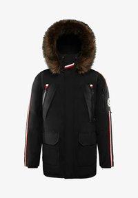 JACK1T - Down coat - black - 2