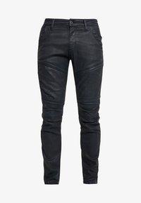 G-Star - RACKAM 3D SKINNY - Jeans Skinny Fit - loomer black - 4