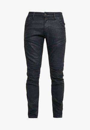 RACKAM 3D SKINNY - Jeans Skinny Fit - loomer black