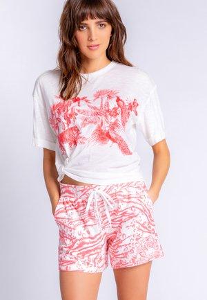 COZY CASUAL - Pyjamabroek - off-white