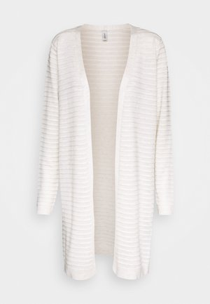 SC-NIAKA 21 - Cardigan - light sand melange