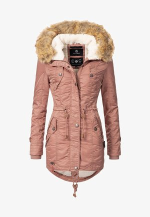 VIVA - Winter coat - light brown