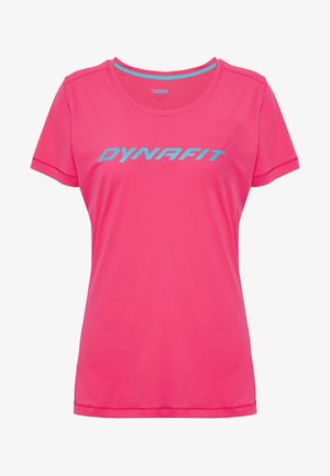 TRAVERSE TEE - T-shirts med print - fluo pink