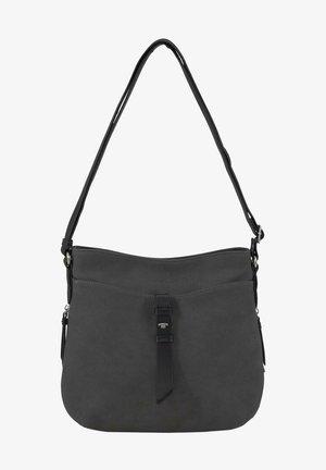 Across body bag - dark grey