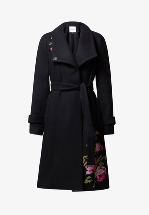 DESIGNED BY M. CHRISTIAN LACROIX - Short coat - black