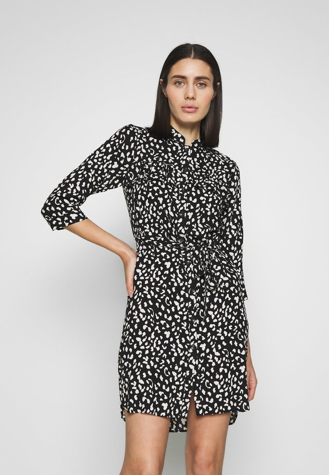 MONO ANIMAL TIE DRESS - Day dress - mono