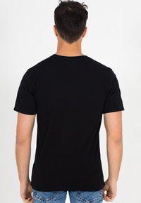Hurley - EVD WSH BALI  - Print T-shirt - black - 2