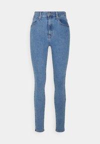 Levi's® - MILE HIGH SUPER SKINNY - Jeans Skinny Fit - naples stone - 4