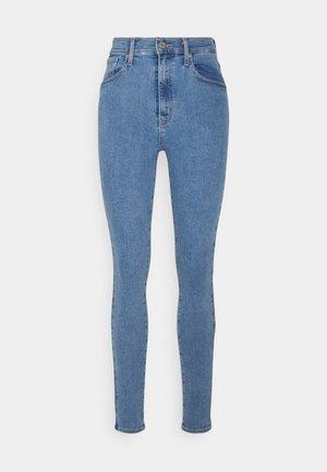 MILE HIGH SUPER SKINNY - Jeans Skinny Fit - naples stone