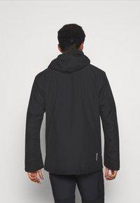 Salewa - PUEZ - Winter coat - black out - 2
