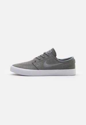 ZOOM STEFAN JANOSKI UNISEX - Baskets basses - tumbled grey/white